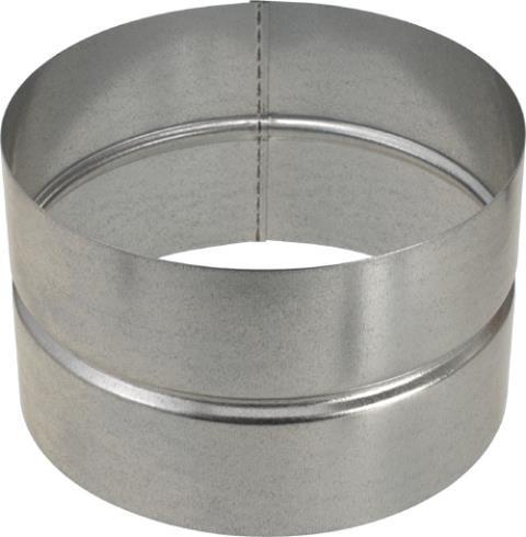 Steckmuffe Metall